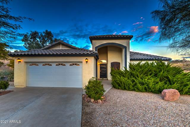 889 S Nugget Drive, Globe, AZ 85501 (MLS #6214434) :: The Ethridge Team