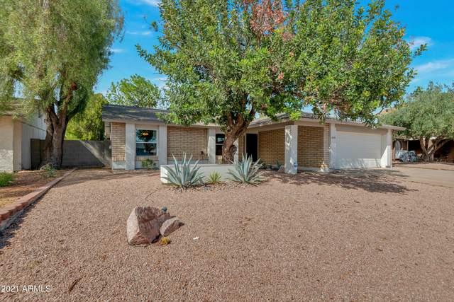 608 W Pantera Avenue, Mesa, AZ 85210 (MLS #6214453) :: Yost Realty Group at RE/MAX Casa Grande