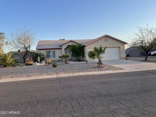 11131 W Cambria Circle, Arizona City, AZ 85123 (MLS #6214476) :: Howe Realty