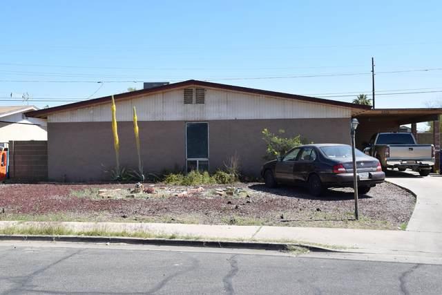 2458 E Alpine Avenue, Mesa, AZ 85204 (MLS #6214485) :: Yost Realty Group at RE/MAX Casa Grande