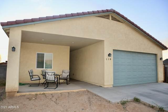 118 S 91ST Drive, Tolleson, AZ 85353 (MLS #6214493) :: Yost Realty Group at RE/MAX Casa Grande