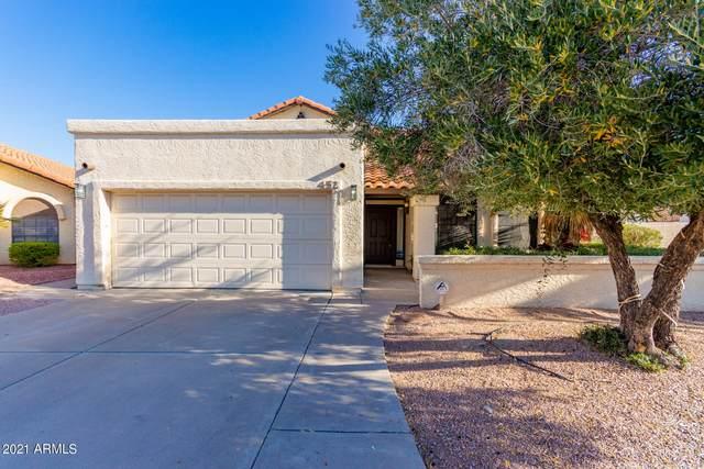452 E Lilac Drive, Tempe, AZ 85281 (MLS #6214495) :: Yost Realty Group at RE/MAX Casa Grande