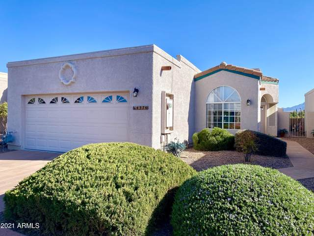 4376 Desert Springs Trail, Sierra Vista, AZ 85635 (MLS #6214547) :: Midland Real Estate Alliance