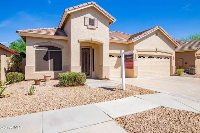 7205 S 27TH Way, Phoenix, AZ 85042 (MLS #6214589) :: Yost Realty Group at RE/MAX Casa Grande