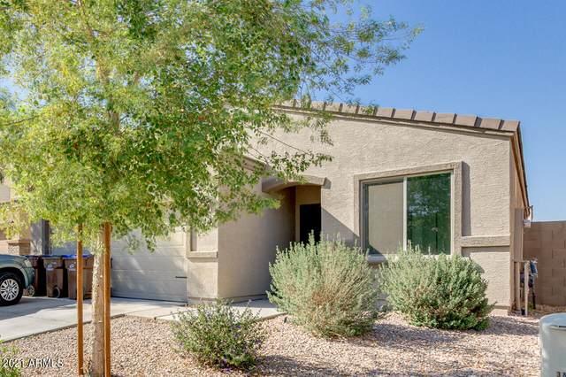 38080 W La Paz Street, Maricopa, AZ 85138 (MLS #6214631) :: My Home Group