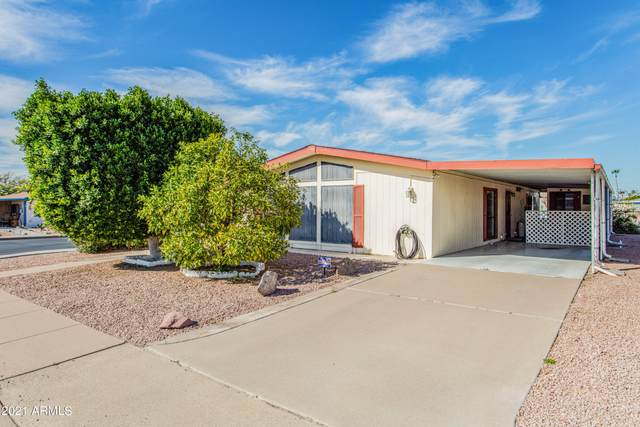332 S Arroya Circle, Mesa, AZ 85206 (MLS #6214645) :: The Luna Team