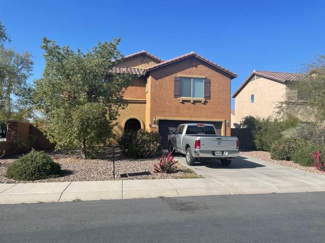 4732 W Ginger Avenue, Coolidge, AZ 85128 (MLS #6214663) :: Yost Realty Group at RE/MAX Casa Grande