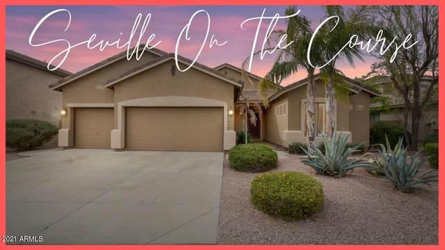3851 E Meadowview Drive, Gilbert, AZ 85298 (MLS #6214685) :: Klaus Team Real Estate Solutions