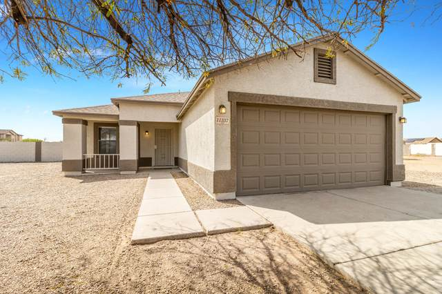11337 W Carousel Drive, Arizona City, AZ 85123 (MLS #6214707) :: Long Realty West Valley