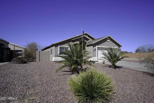 9036 W Troy Drive, Arizona City, AZ 85123 (MLS #6214738) :: The Carin Nguyen Team