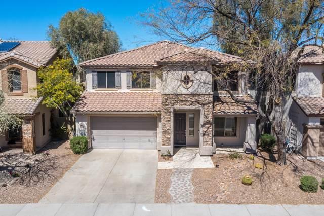 3332 W Twain Court, Anthem, AZ 85086 (MLS #6214750) :: The Daniel Montez Real Estate Group