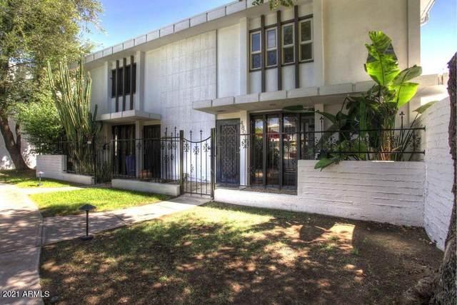 4801 N 72ND Way, Scottsdale, AZ 85251 (MLS #6214790) :: Yost Realty Group at RE/MAX Casa Grande