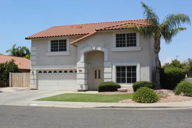 5754 W Windrose Drive, Glendale, AZ 85304 (MLS #6214800) :: Yost Realty Group at RE/MAX Casa Grande