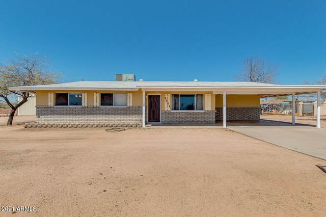 2964 W Roundup Street, Apache Junction, AZ 85120 (MLS #6214827) :: The Everest Team at eXp Realty
