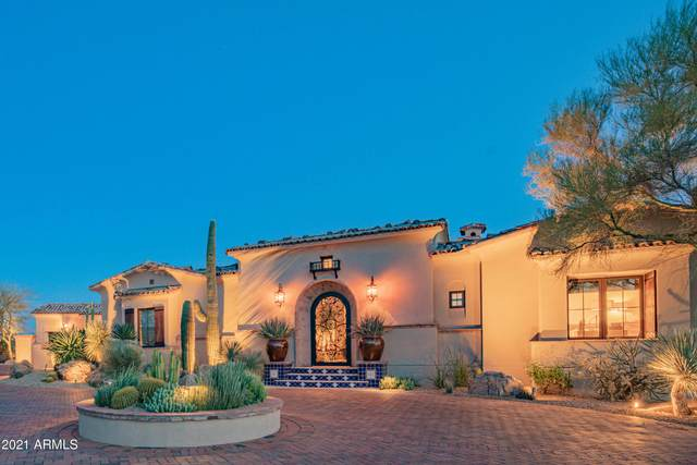 33043 N Solstice Way #137, Scottsdale, AZ 85266 (MLS #6214829) :: Devor Real Estate Associates