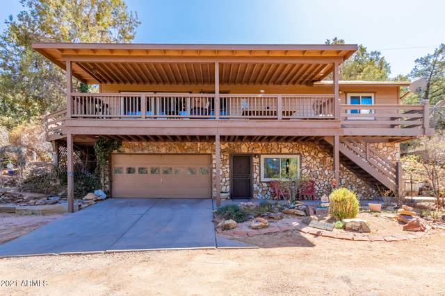 1302 W Rim Drive, Payson, AZ 85541 (MLS #6214845) :: Yost Realty Group at RE/MAX Casa Grande