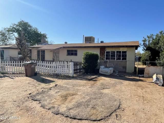 8035 E 4TH Avenue, Mesa, AZ 85208 (MLS #6214874) :: The Daniel Montez Real Estate Group