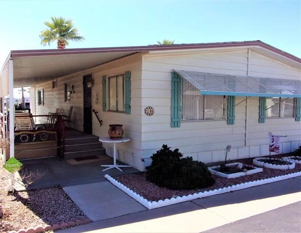 7807 E Main Street Cc-65, Mesa, AZ 85207 (MLS #6214877) :: Yost Realty Group at RE/MAX Casa Grande