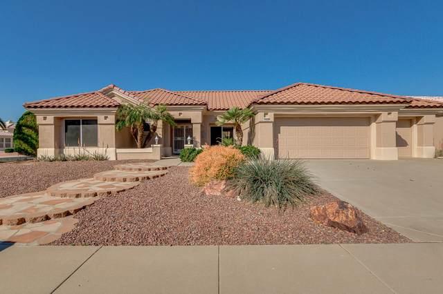 22606 N Las Brizas Lane, Sun City West, AZ 85375 (MLS #6214878) :: The Luna Team