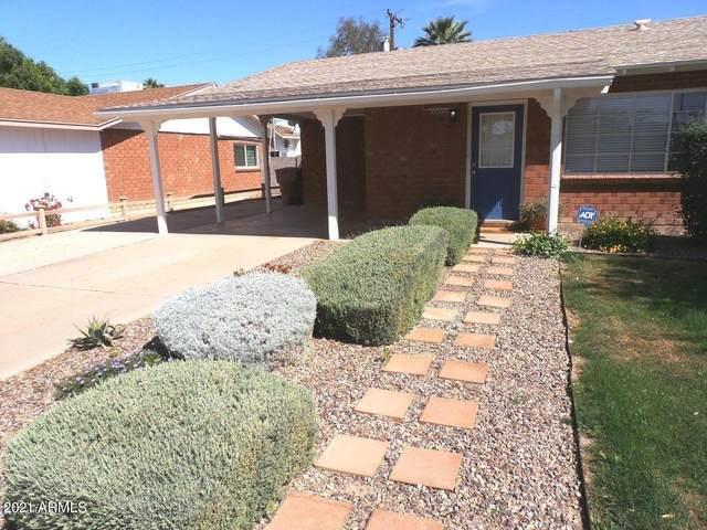 8138 E Fairmount Avenue, Scottsdale, AZ 85251 (MLS #6214888) :: Yost Realty Group at RE/MAX Casa Grande