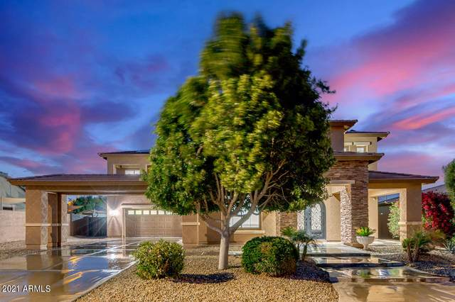 18210 W Mauna Loa Lane, Surprise, AZ 85388 (MLS #6214920) :: Yost Realty Group at RE/MAX Casa Grande