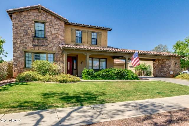 3406 N Acacia Way, Buckeye, AZ 85396 (MLS #6214962) :: TIBBS Realty