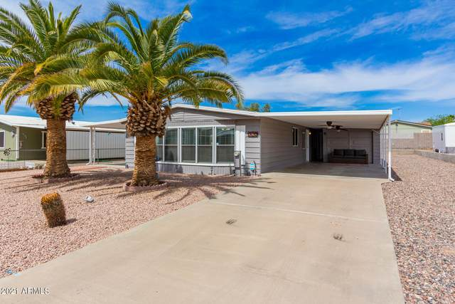 9642 E Edgewood Avenue, Mesa, AZ 85208 (MLS #6214991) :: Devor Real Estate Associates