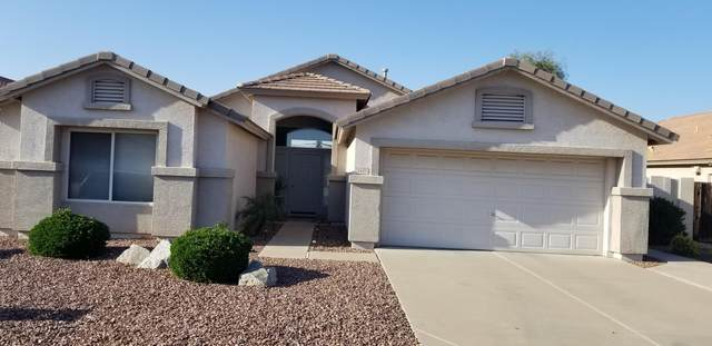 1420 W Flintlock Way, Chandler, AZ 85286 (MLS #6214995) :: Executive Realty Advisors