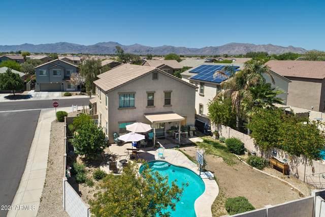 15055 N 172ND Lane, Surprise, AZ 85388 (MLS #6215001) :: Yost Realty Group at RE/MAX Casa Grande