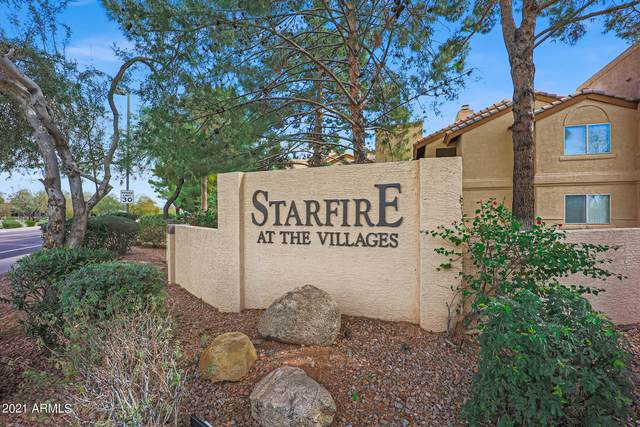 9714 N 95TH Street #220, Scottsdale, AZ 85258 (MLS #6215038) :: Kepple Real Estate Group