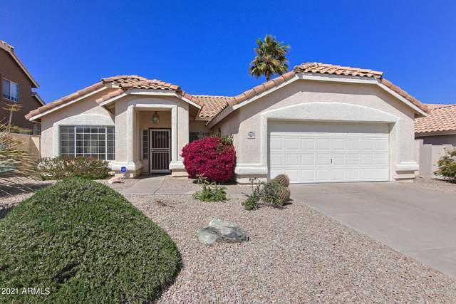16138 E Glenpoint Drive, Fountain Hills, AZ 85268 (MLS #6215068) :: The Luna Team