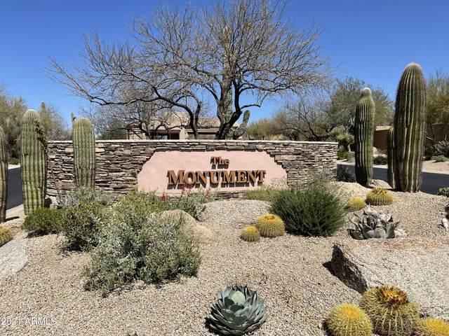 9796 E Gamble Lane, Scottsdale, AZ 85262 (MLS #6215078) :: Yost Realty Group at RE/MAX Casa Grande