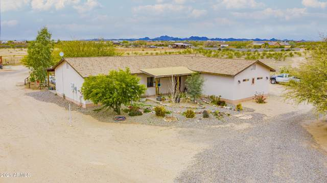 28724 N 252ND Drive, Wittmann, AZ 85361 (MLS #6215081) :: ASAP Realty