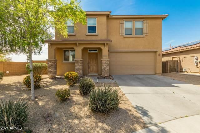 206 N 174TH Drive, Goodyear, AZ 85338 (MLS #6215087) :: Yost Realty Group at RE/MAX Casa Grande