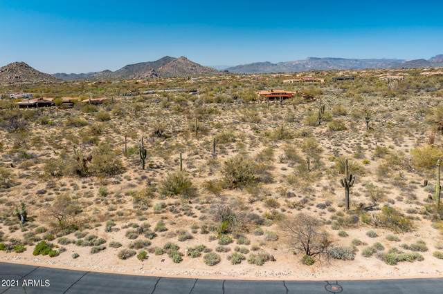 8614 E Artisan Pass Pass, Scottsdale, AZ 85266 (MLS #6215097) :: Service First Realty