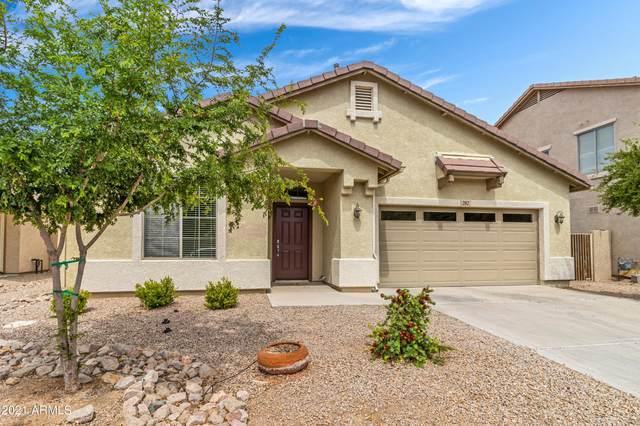 282 W Atlantic Drive, Casa Grande, AZ 85122 (MLS #6215106) :: Yost Realty Group at RE/MAX Casa Grande
