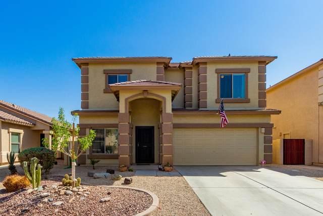 41353 W Capistrano Drive, Maricopa, AZ 85138 (MLS #6215123) :: The Carin Nguyen Team