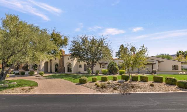 8035 N Ironwood Drive, Paradise Valley, AZ 85253 (MLS #6215140) :: The Laughton Team