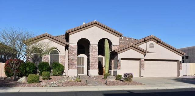 22810 N 48TH Place, Phoenix, AZ 85054 (MLS #6215156) :: My Home Group
