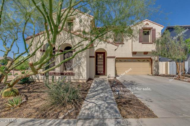 3048 E Russell Street, Mesa, AZ 85213 (MLS #6215161) :: Yost Realty Group at RE/MAX Casa Grande