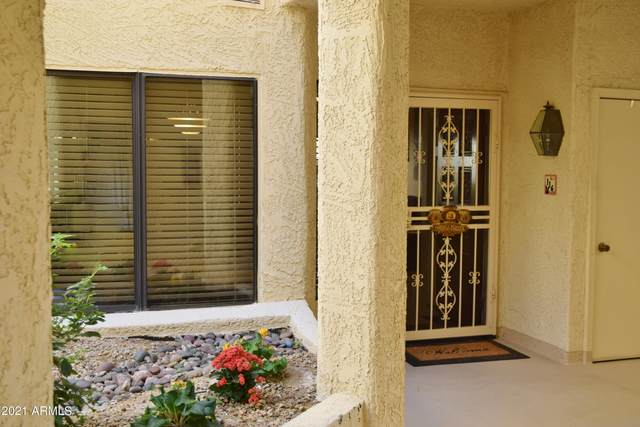 19400 N Westbrook Parkway #116, Peoria, AZ 85382 (MLS #6215167) :: Keller Williams Realty Phoenix