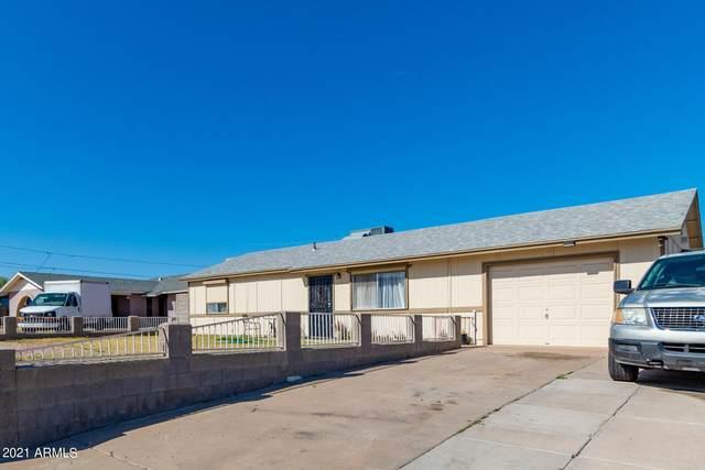 8630 S 9TH Street, Phoenix, AZ 85042 (MLS #6215169) :: Yost Realty Group at RE/MAX Casa Grande