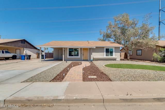 2030 W Western Drive, Chandler, AZ 85224 (MLS #6215173) :: Yost Realty Group at RE/MAX Casa Grande
