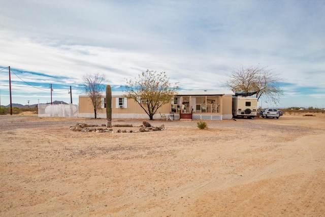 54084 W Badger Road, Maricopa, AZ 85139 (MLS #6215186) :: Arizona 1 Real Estate Team