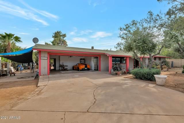 11470 N 64TH Street, Scottsdale, AZ 85254 (MLS #6215196) :: Yost Realty Group at RE/MAX Casa Grande