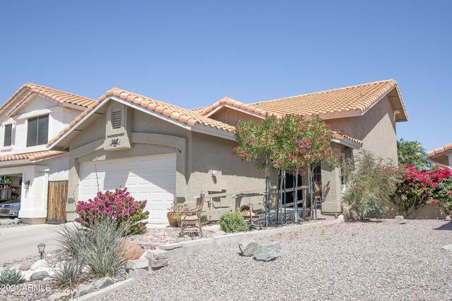 957 N Arvada Street, Mesa, AZ 85205 (MLS #6215198) :: Yost Realty Group at RE/MAX Casa Grande