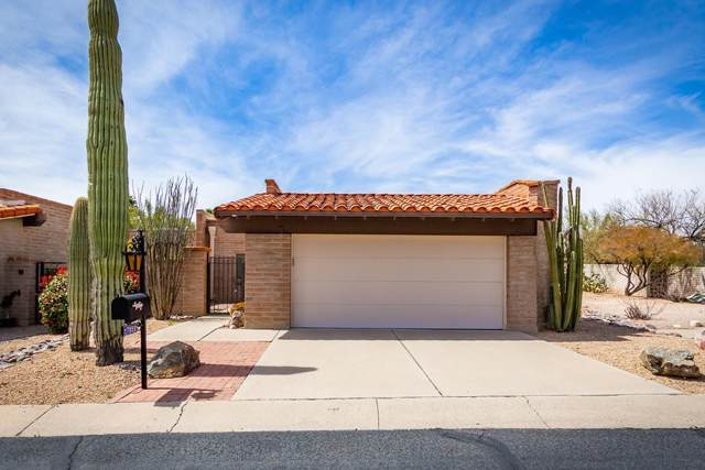 7889 N Sendero Dos, Tucson, AZ 85704 (MLS #6215226) :: The Luna Team