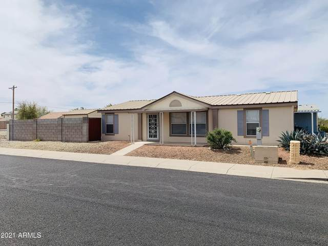 551 W 13TH Street, Florence, AZ 85132 (MLS #6215248) :: Yost Realty Group at RE/MAX Casa Grande