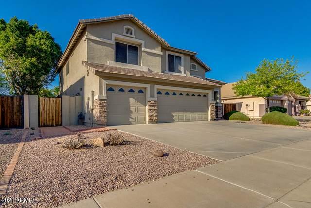 1350 W Flintlock Way, Chandler, AZ 85286 (MLS #6215293) :: Yost Realty Group at RE/MAX Casa Grande