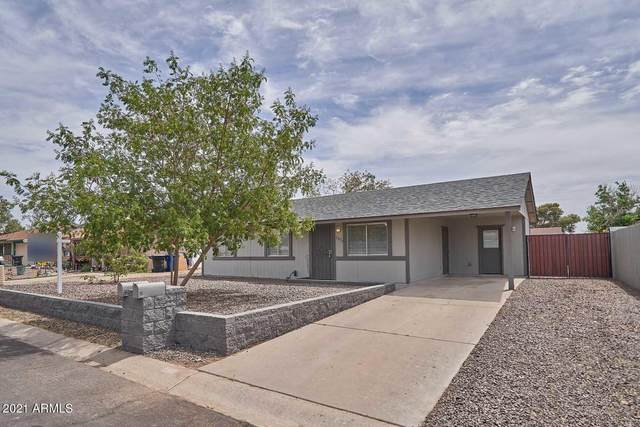 7837 E Garnet Avenue, Mesa, AZ 85209 (MLS #6215294) :: Openshaw Real Estate Group in partnership with The Jesse Herfel Real Estate Group